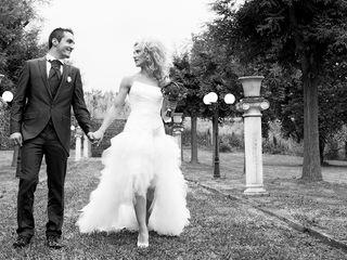 Le nozze di Alessandro e Monia
