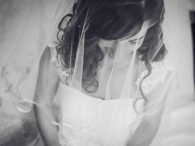 Il matrimonio di Daniele e Sara a Cairate, Varese 4