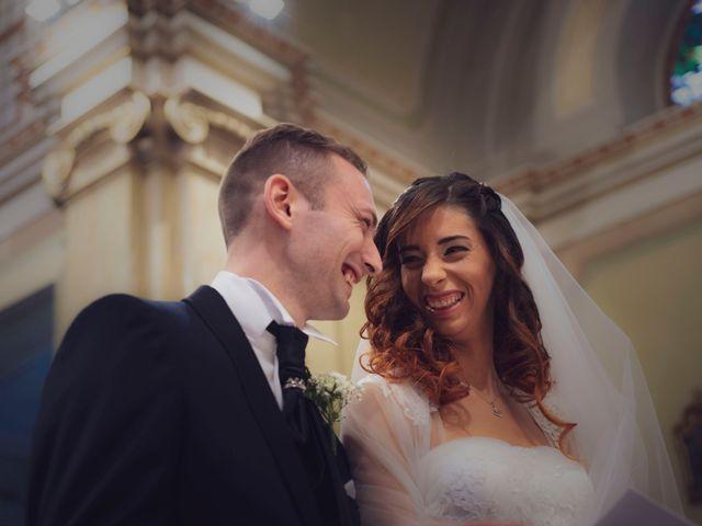 Il matrimonio di Daniele e Sara a Cairate, Varese 6