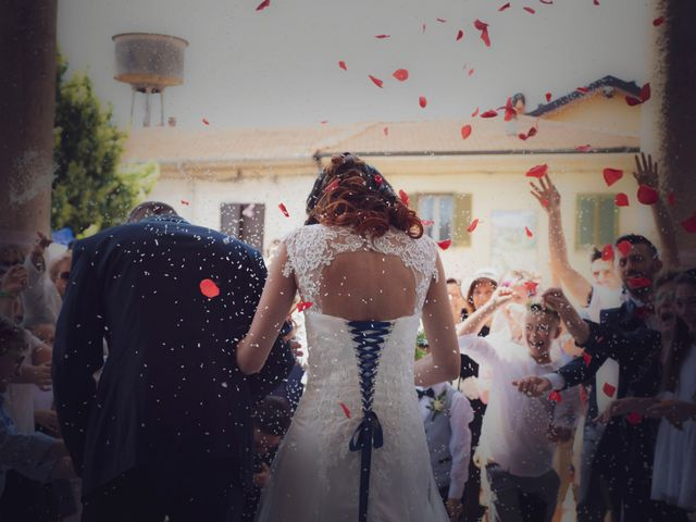 Il matrimonio di Daniele e Sara a Cairate, Varese 7