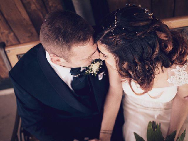 Il matrimonio di Daniele e Sara a Cairate, Varese 8