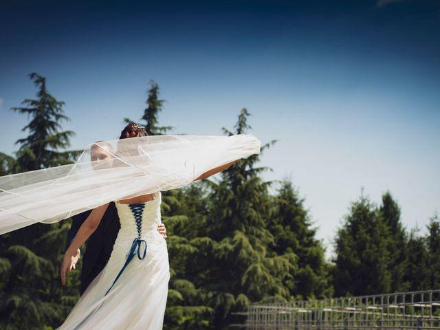 Il matrimonio di Daniele e Sara a Cairate, Varese 9