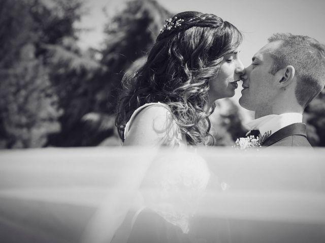 Il matrimonio di Daniele e Sara a Cairate, Varese 10