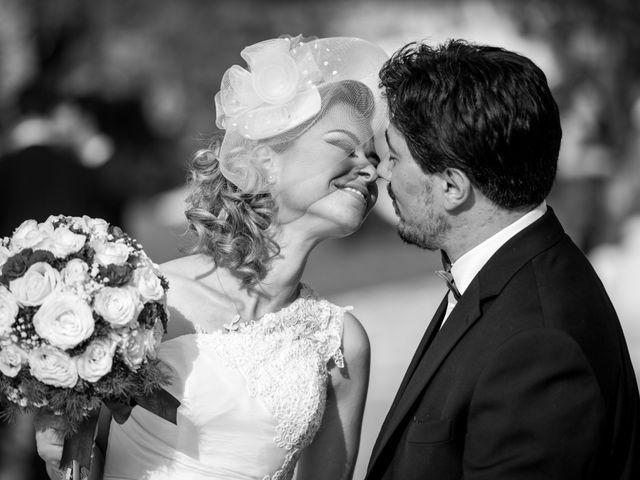 Le nozze di Maria Grazia e Carlo