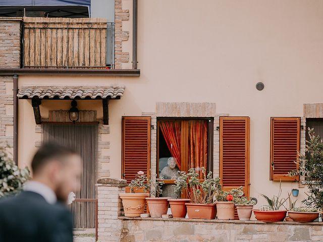 Il matrimonio di Riccardo e Benedetta a Torgiano, Perugia 8
