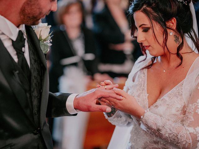 Il matrimonio di Riccardo e Benedetta a Torgiano, Perugia 27