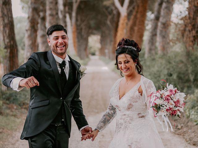 Il matrimonio di Riccardo e Benedetta a Torgiano, Perugia 32