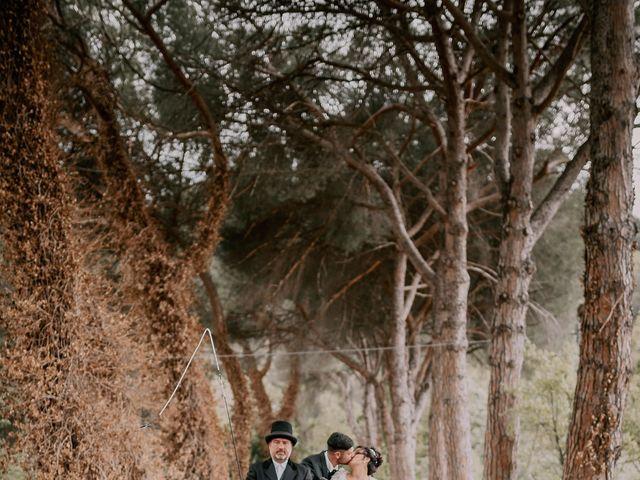 Il matrimonio di Riccardo e Benedetta a Torgiano, Perugia 36
