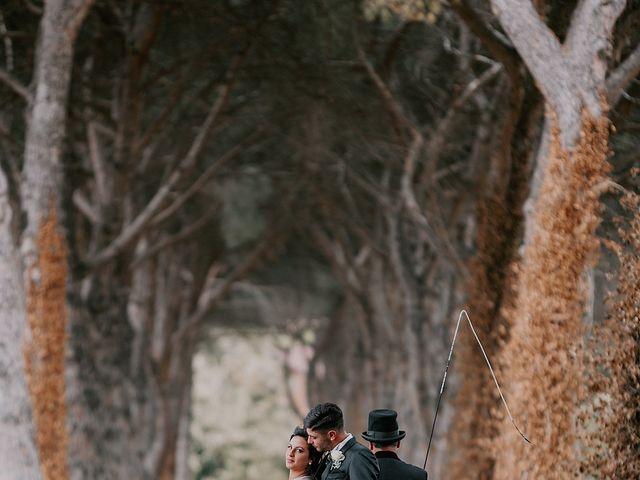 Il matrimonio di Riccardo e Benedetta a Torgiano, Perugia 37