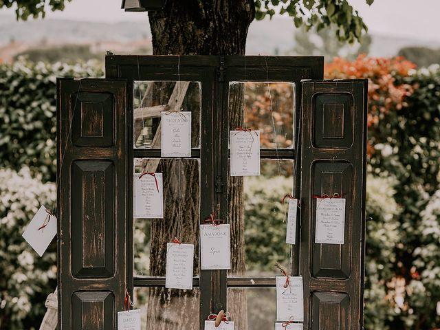 Il matrimonio di Riccardo e Benedetta a Torgiano, Perugia 41