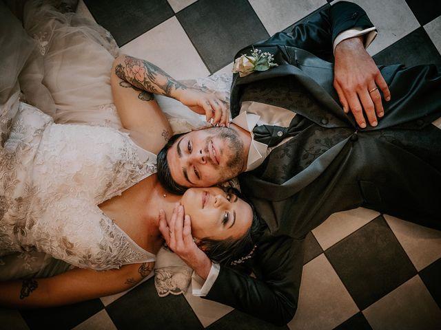 Le nozze di Benedetta e Riccardo