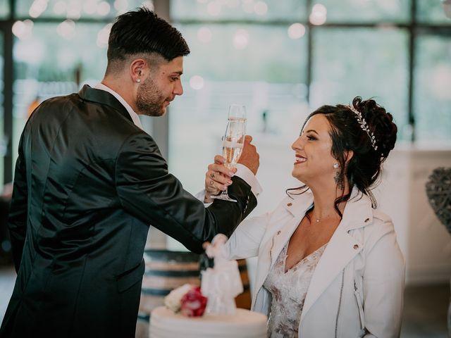 Il matrimonio di Riccardo e Benedetta a Torgiano, Perugia 53