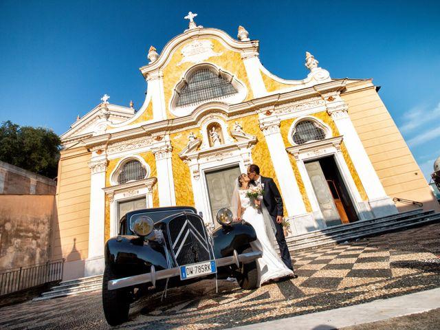 Il matrimonio di Fabio e Teresa a Cogoleto, Genova 11