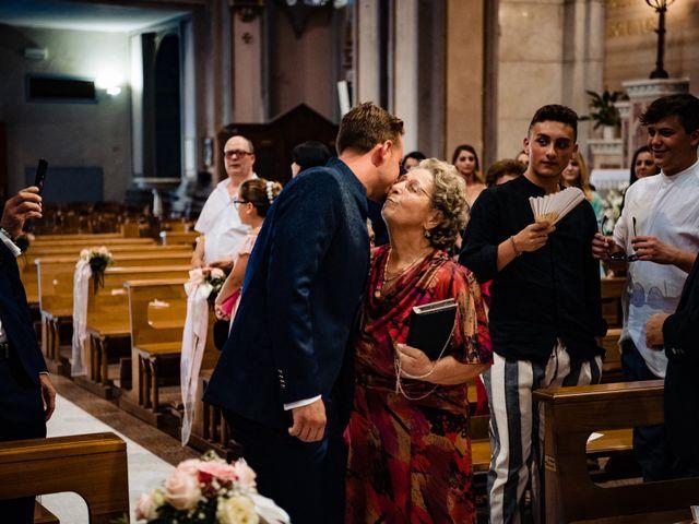 Il matrimonio di Christian e Vanessa a Taggia, Imperia 25