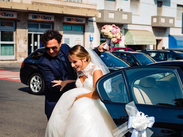 Il matrimonio di Christian e Vanessa a Taggia, Imperia 27