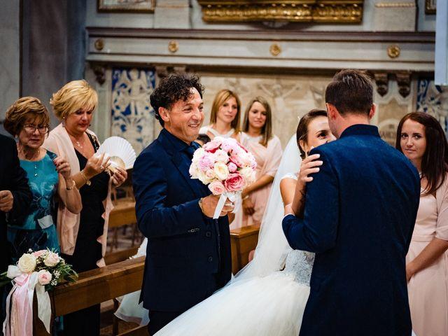 Il matrimonio di Christian e Vanessa a Taggia, Imperia 31