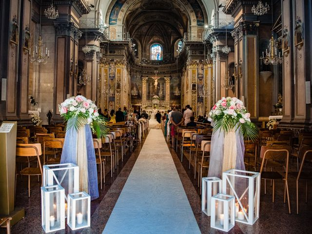 Il matrimonio di Christian e Vanessa a Taggia, Imperia 33