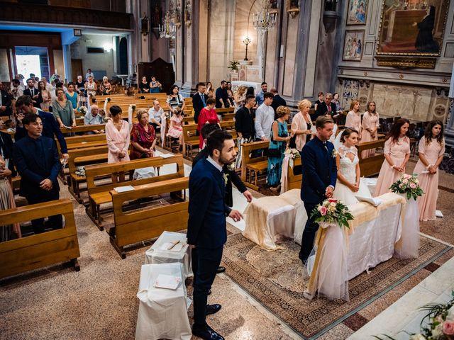 Il matrimonio di Christian e Vanessa a Taggia, Imperia 34