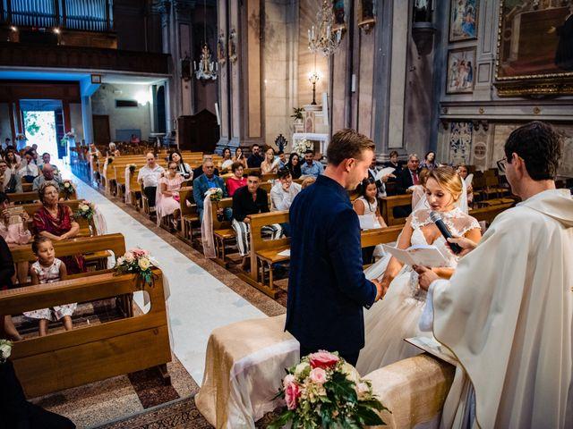 Il matrimonio di Christian e Vanessa a Taggia, Imperia 38