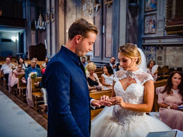 Il matrimonio di Christian e Vanessa a Taggia, Imperia 41