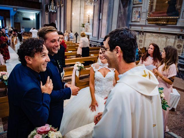 Il matrimonio di Christian e Vanessa a Taggia, Imperia 47