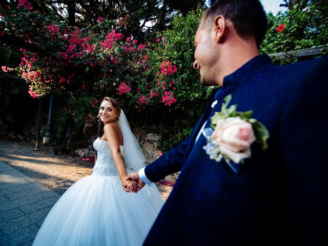 Il matrimonio di Christian e Vanessa a Taggia, Imperia 53