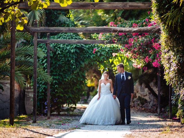 Il matrimonio di Christian e Vanessa a Taggia, Imperia 54