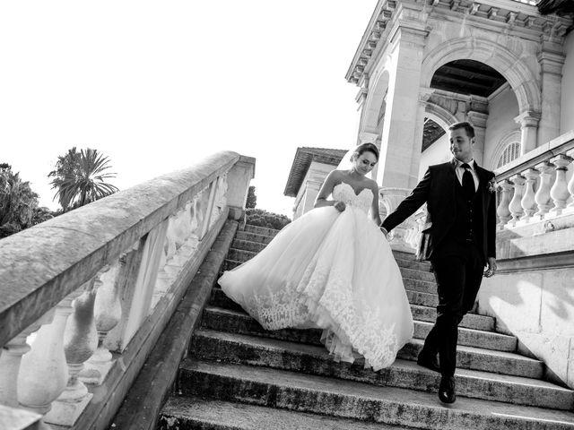 Il matrimonio di Christian e Vanessa a Taggia, Imperia 58