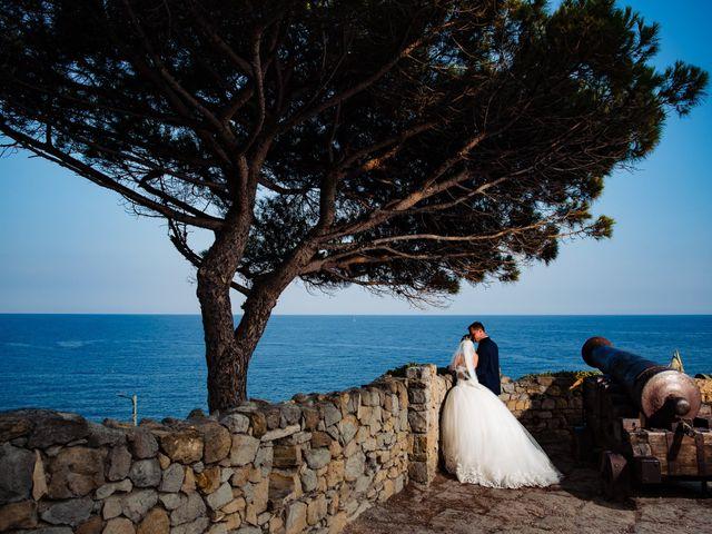Il matrimonio di Christian e Vanessa a Taggia, Imperia 61