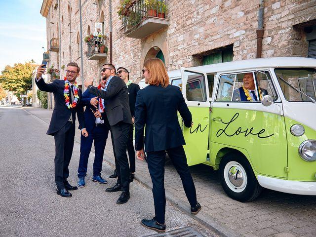 Il matrimonio di Andrea e Marta a Spello, Perugia 42