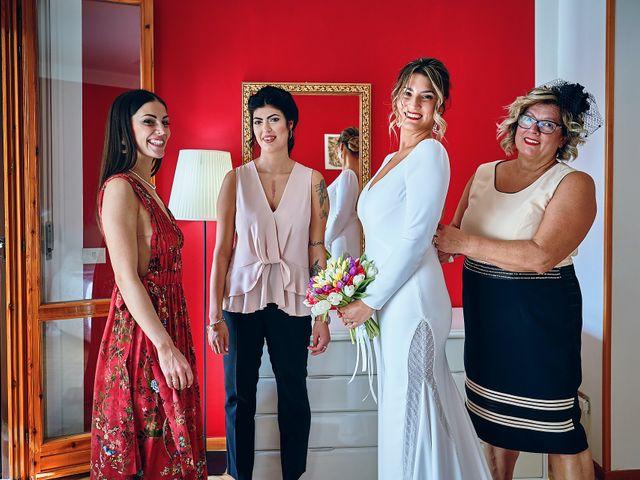 Il matrimonio di Andrea e Marta a Spello, Perugia 44
