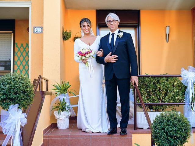Il matrimonio di Andrea e Marta a Spello, Perugia 50