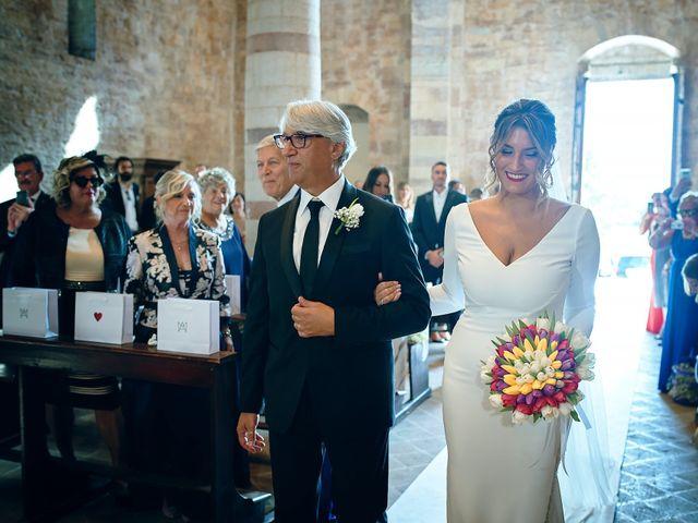 Il matrimonio di Andrea e Marta a Spello, Perugia 56