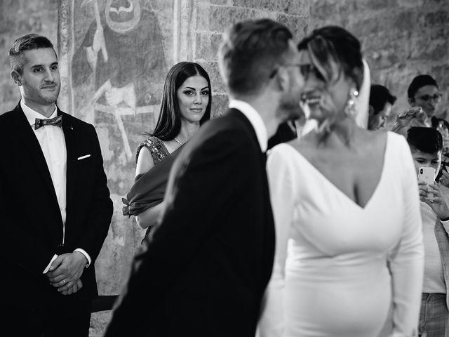 Il matrimonio di Andrea e Marta a Spello, Perugia 57