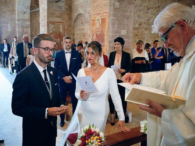 Il matrimonio di Andrea e Marta a Spello, Perugia 59