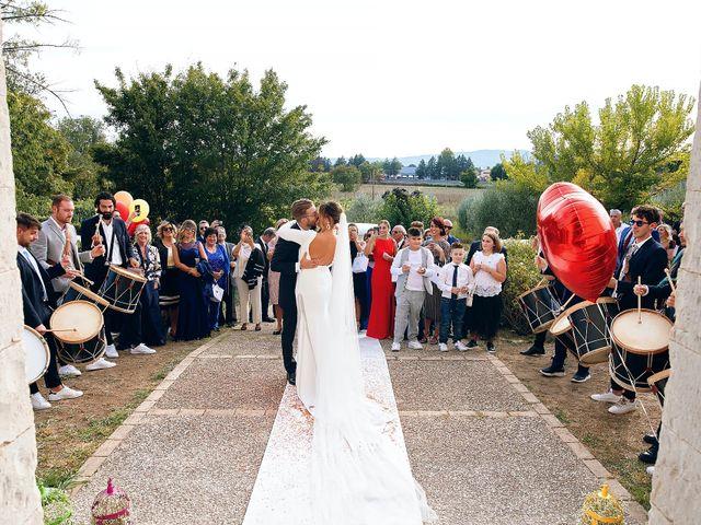 Il matrimonio di Andrea e Marta a Spello, Perugia 64