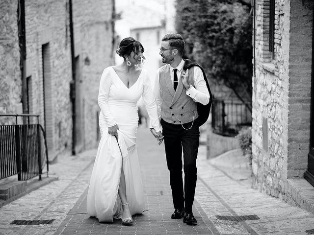 Il matrimonio di Andrea e Marta a Spello, Perugia 72