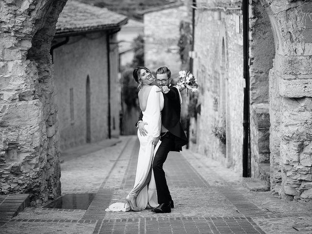 Il matrimonio di Andrea e Marta a Spello, Perugia 73
