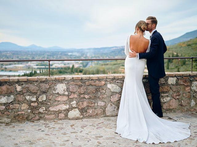 Il matrimonio di Andrea e Marta a Spello, Perugia 77