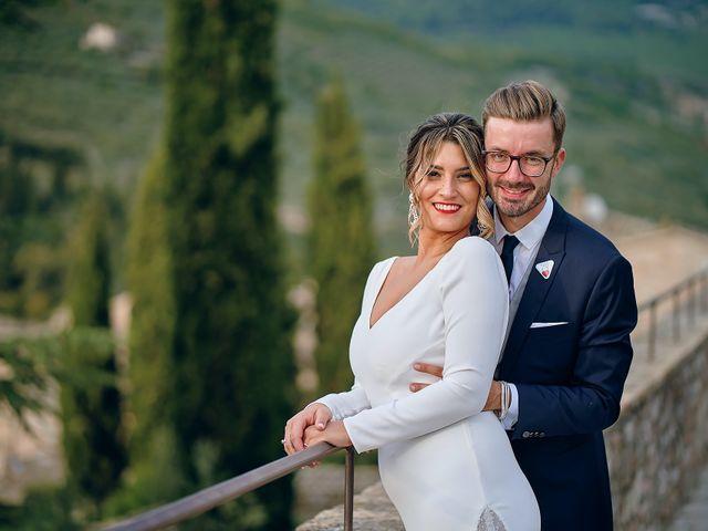 Il matrimonio di Andrea e Marta a Spello, Perugia 78