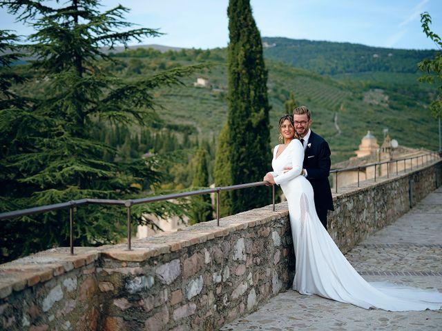 Il matrimonio di Andrea e Marta a Spello, Perugia 79