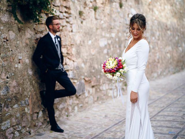 Il matrimonio di Andrea e Marta a Spello, Perugia 81