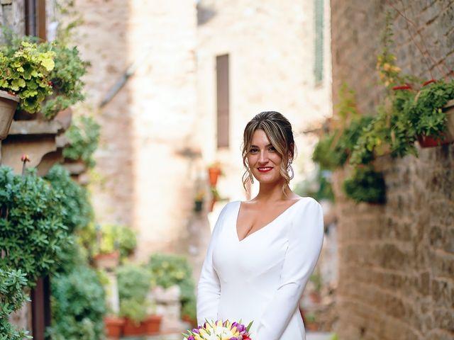Il matrimonio di Andrea e Marta a Spello, Perugia 82