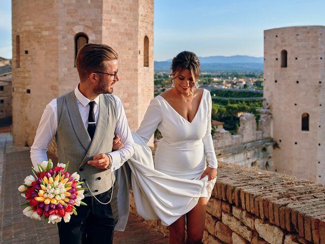 Il matrimonio di Andrea e Marta a Spello, Perugia 84