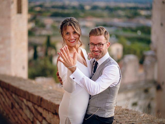 Il matrimonio di Andrea e Marta a Spello, Perugia 85