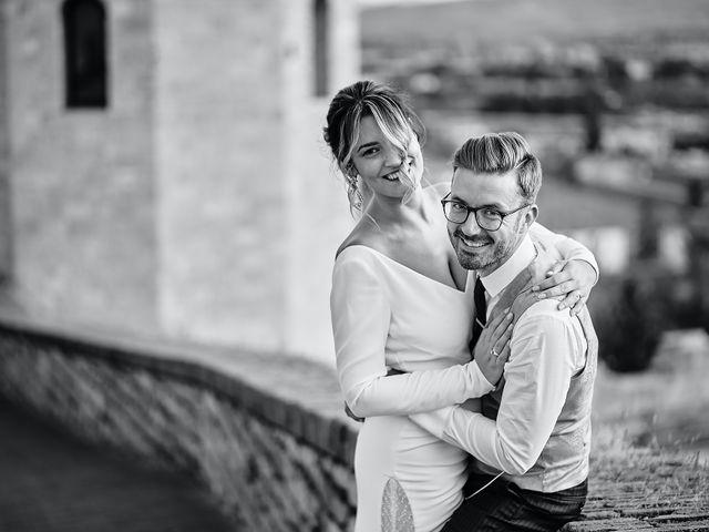 Il matrimonio di Andrea e Marta a Spello, Perugia 2