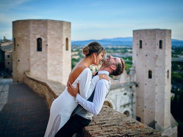 Il matrimonio di Andrea e Marta a Spello, Perugia 86