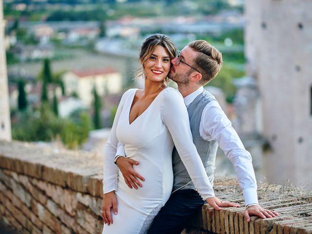 Il matrimonio di Andrea e Marta a Spello, Perugia 87