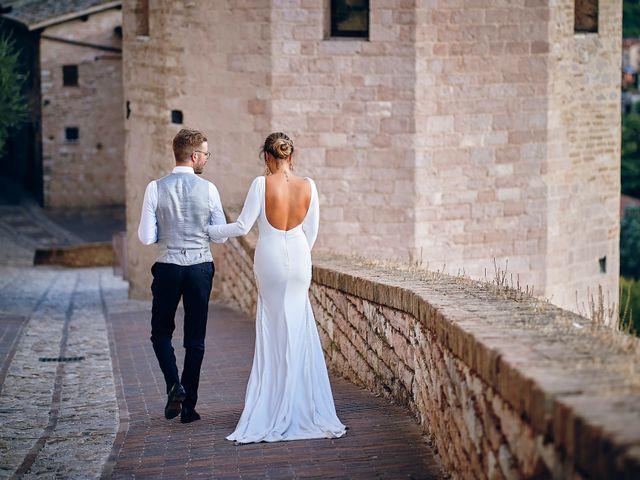 Il matrimonio di Andrea e Marta a Spello, Perugia 88