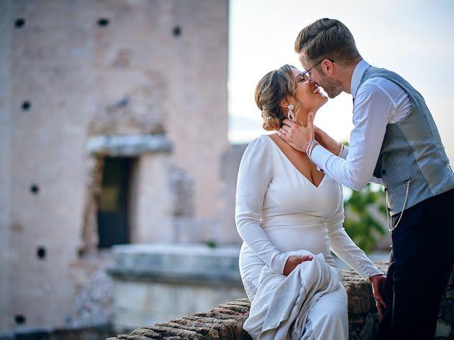 Il matrimonio di Andrea e Marta a Spello, Perugia 89